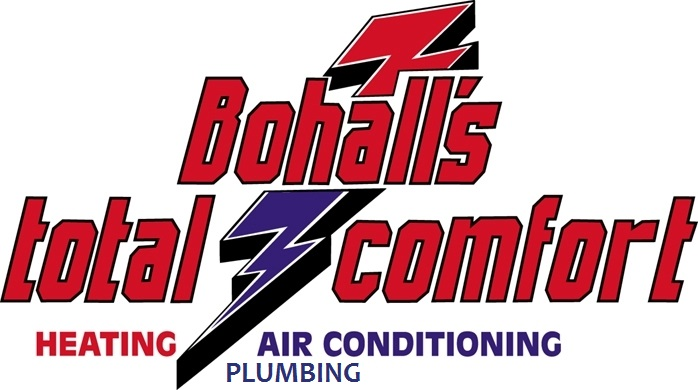 Bohall's Total Comfort - Heating, Air Conditioning, Plumbing