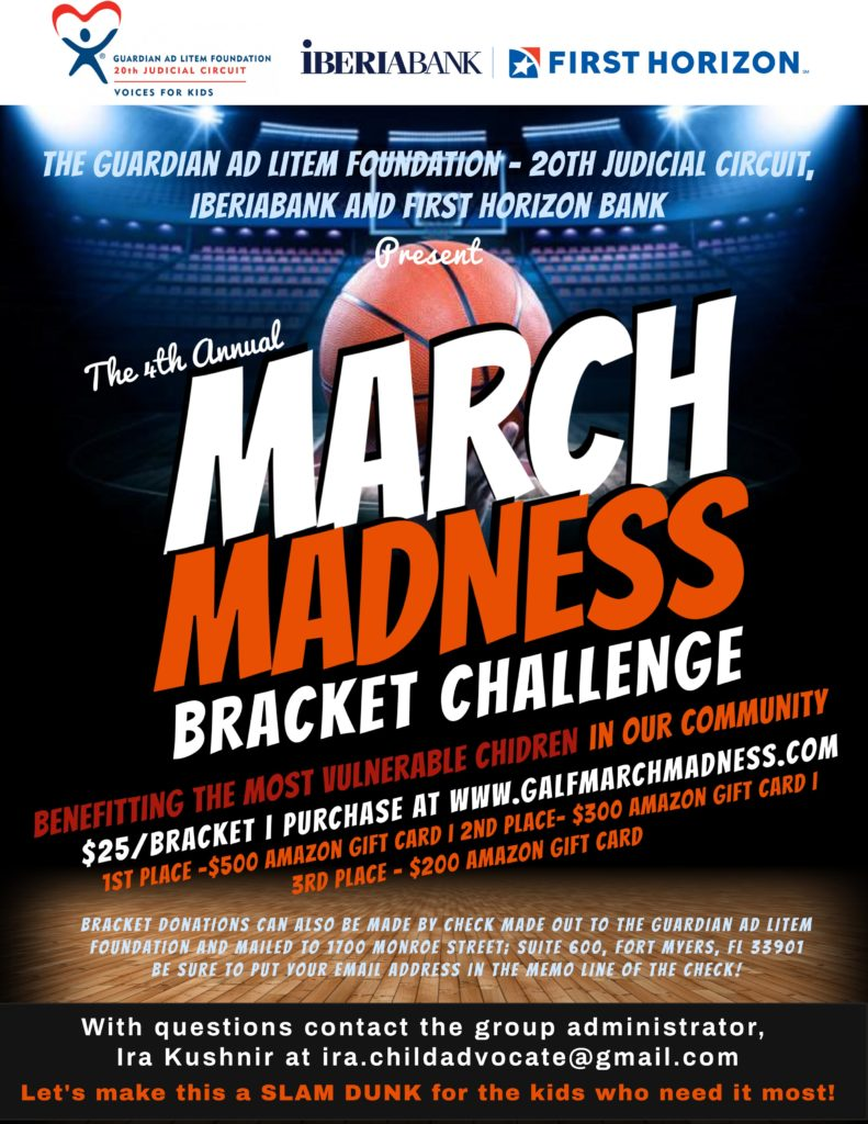 march madness 2021 flyer