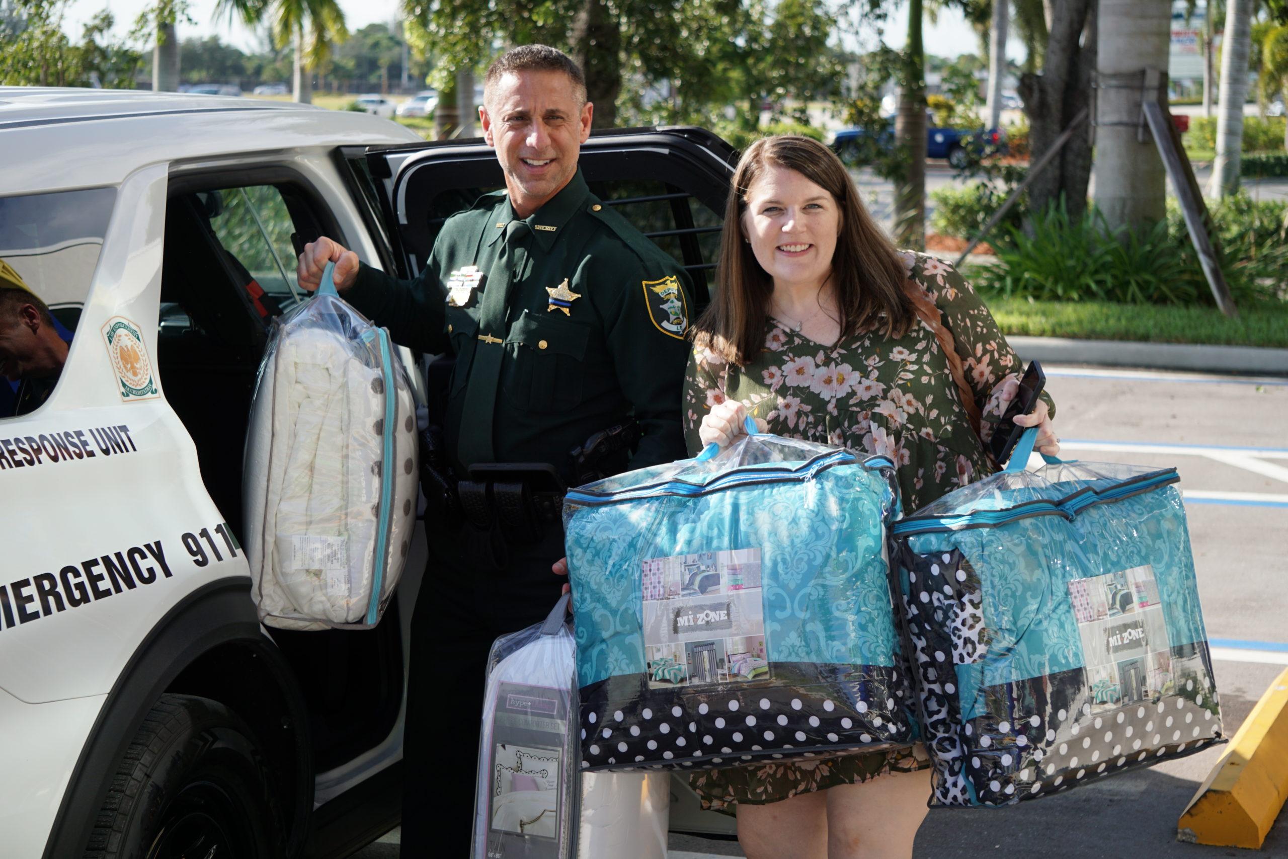 09 - Sgt. Michael Truscott, Jessica Stanfield